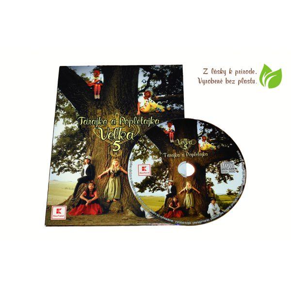 DVD Tárajko a Popletajka – Veľká 5